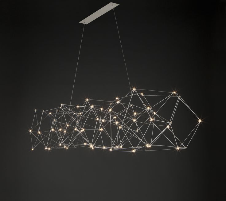 Cosmos suspension, available in mutiple sizes, design Jan Pauwels