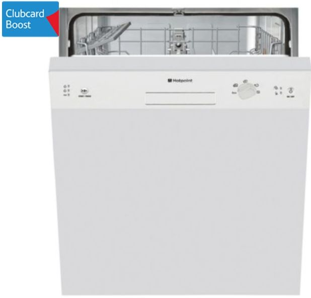 Get triple Clubcard points with Hotpoint Dishwashers Fun times! :-) Hotpoint dishwashers are back with an extra Clubcard points offer - and they are included in the Clubcard Boost event.  Until 25th ...