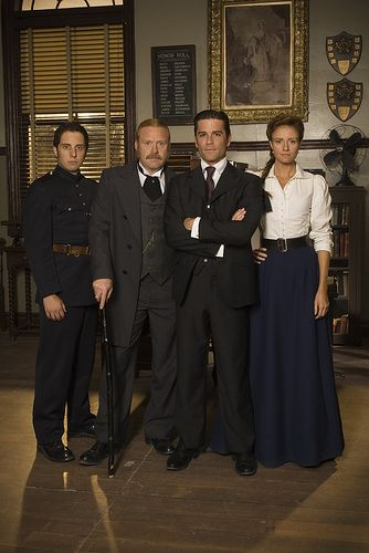 "Murdoch Mysteries Season 3, Episode 3 ""Victorian, Victorian"" is the first television episode that's shown how deadly a peanut allergy can be."