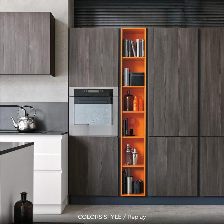 Bedroom Color Schemes Ideas Bedroom Furniture Cupboard Designs Bedroom Paint Ideas Orange Hdb Bedroom Door: 25+ Best Ideas About Orange Kitchen On Pinterest