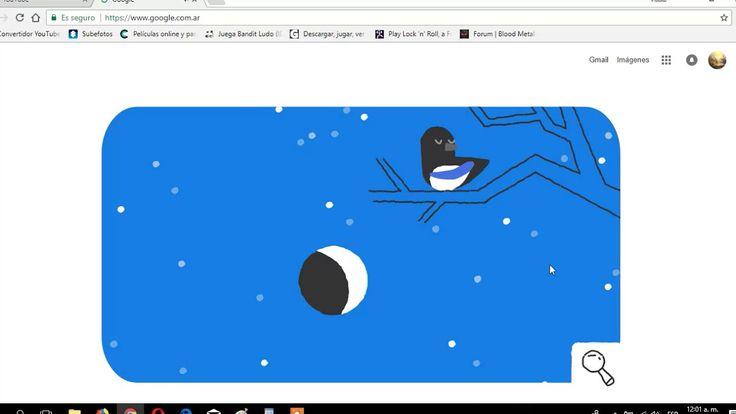 Juegos Olímpicos de Invierno 2018 el logo de google