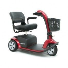 Pride Mobility Victory 10 3-Wheel Scooter