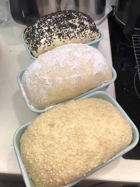 Pain de mie au lait Rapide avec Thermomix, une recette facile, simple et rapide pour préparer des pains au lait moelleux et délicieux.