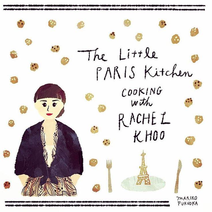 今夜は、今一番楽しみにしている #レイチェルのパリの小さなキッチン の日!  @rachelkhooks の可愛いファッションも楽しみです❤︎ この前着ていた古着っぽいワンピースもすごく可愛かった… 久しぶりに古着屋さんに行きたくなる(ちなみにヘアカットはレイチェルに影響を受けました) #Eテレ 23時〜