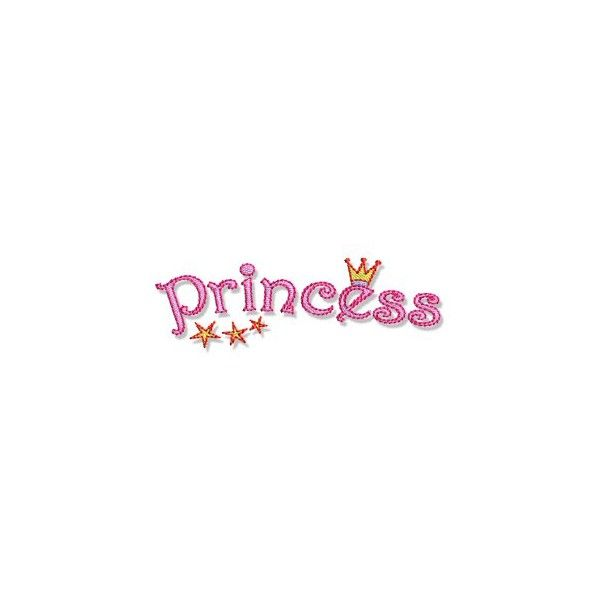 Bunnycup Embroidery | Free Machine Embroidery Designs | My Fair Princess found on Polyvore featuring polyvore, words, text, backgrounds, quotes and pink