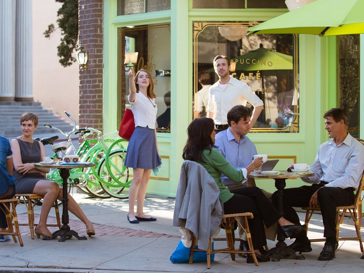 'La La Land' coffee shop added to Warner Bros. Studio Tour in Hollywood http://ift.tt/2m4LnuX #timBeta