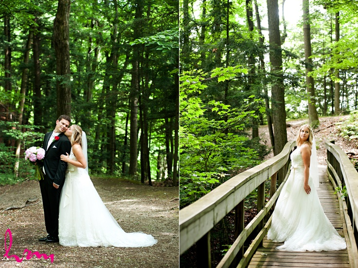 Wedding Photos at The Kortright Centre