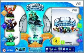 Skylanders: Spyro´s Adventure Wii Starterpack