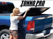 Ford F-150 Folding Tonneau Covers by TonnoPro - Great Savings. Starting at $279.99 for a Hard Folding Tonneau Cover!!! SWEET!