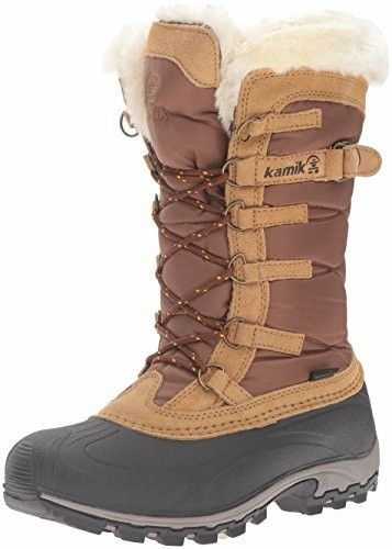 Warm & cozy kamik winter boots.  Come in several colors.  (affiliate link)