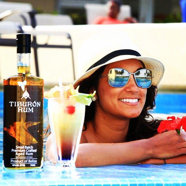 Enjoy summer with Tiburon Rum