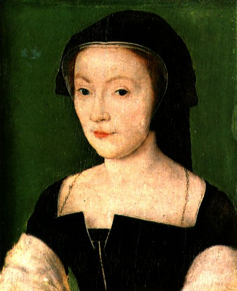 Marie de Guise, Queen of Scotland and mother of Mary Queen of Scots