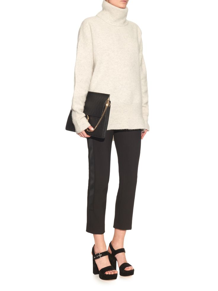 Mickey merino wool-blend roll-neck sweater | Ellery | MATCHESFASHION.COM US