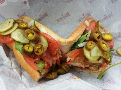 Buffalo Chicken Sandwich From Wawa Food Pinterest Buffalo Chicken Sandwiches And