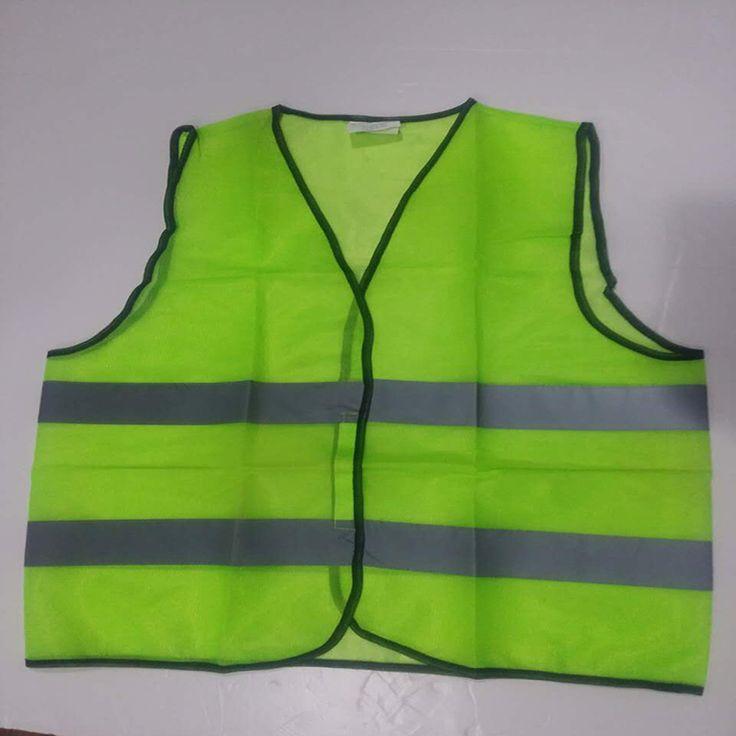 2017 Sale kids Clothing Reflective Vest Original Brand Zojo Children vest Safety Clothing Unisex Coveralls V001-4