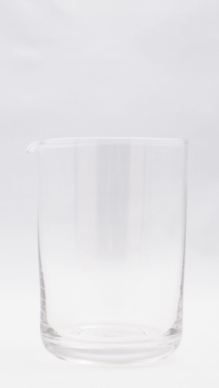 Mixing Glass 480ml U2013 Santoku Nyc