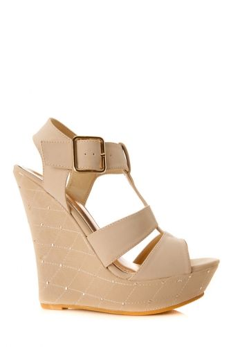 Open Toe Strappy Wedges @ Cicihot Wedges Shoes Store:Wedge Shoes,Wedge Boots,Wedge Heels,Wedge Sandals,Dress Shoes,Summer Shoes,Spring Shoes,Prom Shoes,Women's Wedge Shoes,Wedge Platforms Shoes,floral wedges