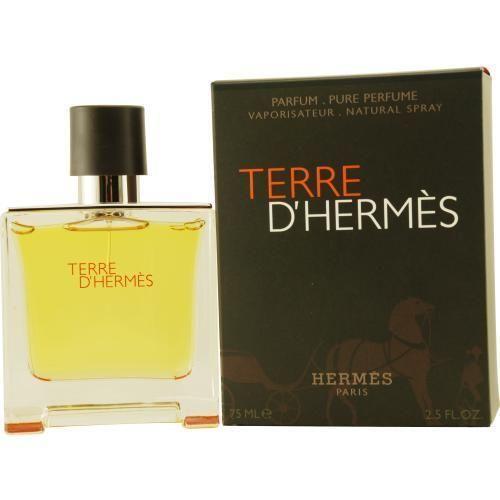 Terre D'hermes By Hermes Parfum Spray 2.5 Oz
