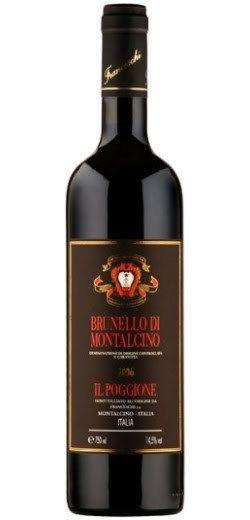 98 points from Wine Advocate - Il Poggione Brunello di Montalcino 2010, $75.00 (http://www.liquiddiscount.com/il-poggione-brunello-di-montalcino-2010/)