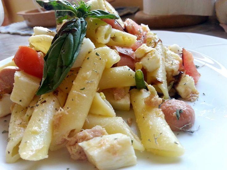 M s de 25 ideas incre bles sobre ensaladas de pasta fr a for Ideas ensaladas originales