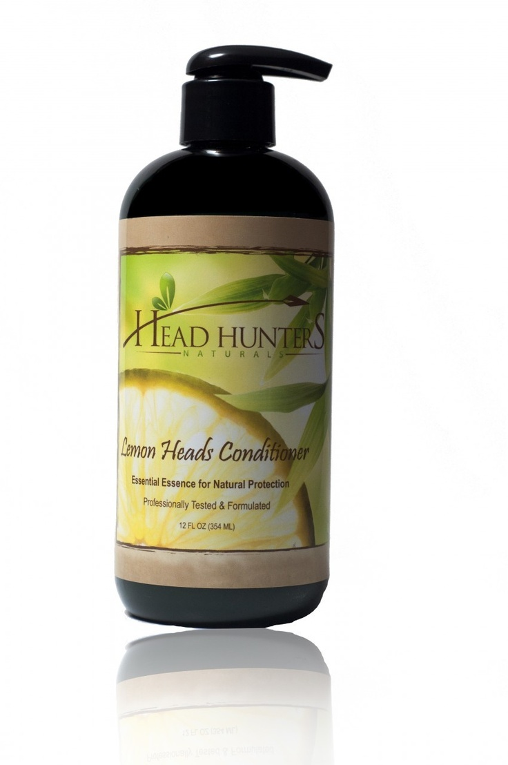 images about head hunters naturals the head headhunters naturals head hunters naturals lemon heads conditioner 14 95