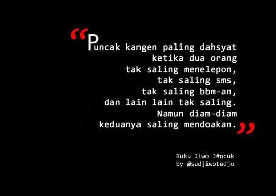 Alunan Sujiwo Tejo - Puncak Kangen