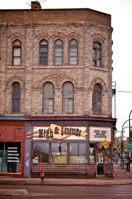 High & Lonesome - 234 Main Street   Winnipeg