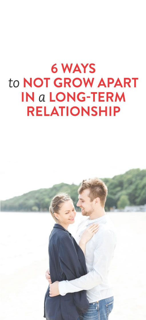 signs of relationship growing apart