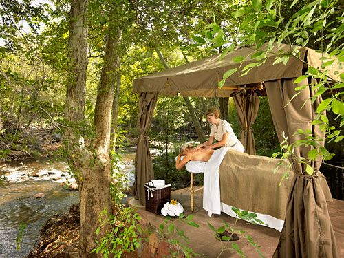The 10 Most Relaxing Resort Spas in the U.S.