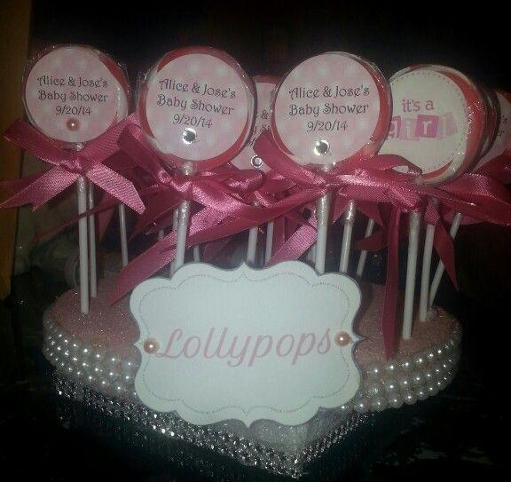 #babyshower #lollipop #lollypop #diamonds #pearls