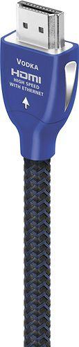 AudioQuest - Vodka 9.8' HDMI Cable - Blue/Black, 65-079-04