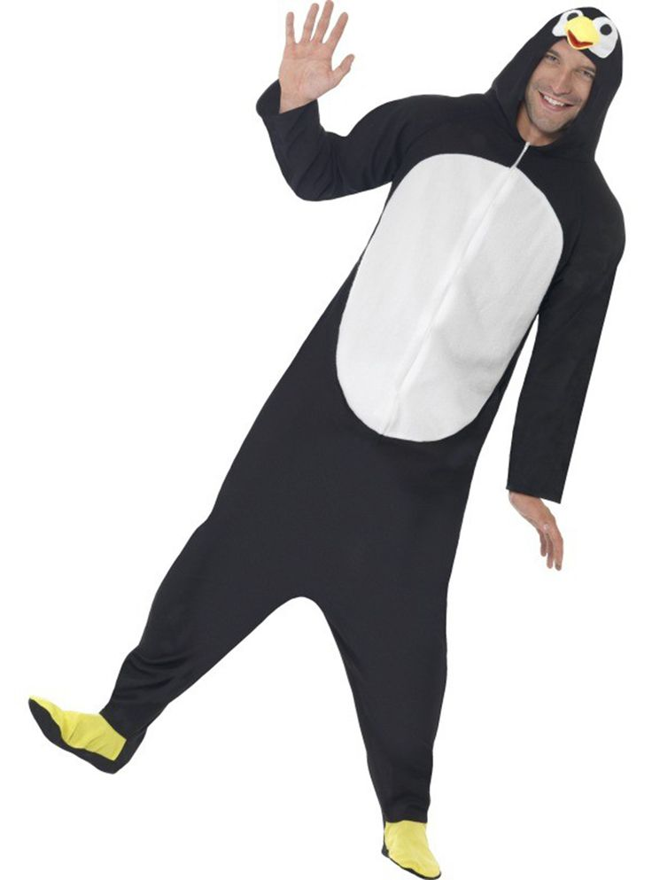 El mayor catálogo online para comprar disfraz de pingüino divertido para hombre. Precios muy económicos, envío 24 horas y devolución garantizada.