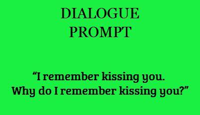 dialogue prompt   PROMPTUARIUM