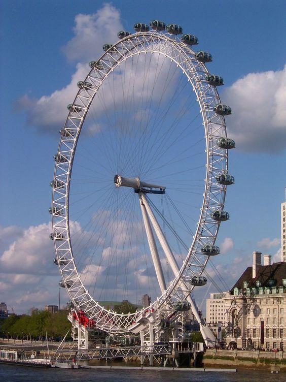 The London Eye (Ride)