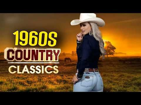 3) Best Old Classic Country Songs Of 1960s - Top Greatest