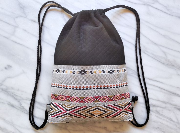 Backpack collection 2015  Navajo ethnique  Handmade made in france Montpellier Accessoires Sac à dos