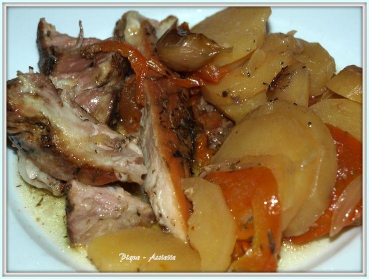 Les 179 meilleures images propos de mijoteuse recettes sur pinterest lasagne sauces et l gumes - Joue de porc cocotte minute ...