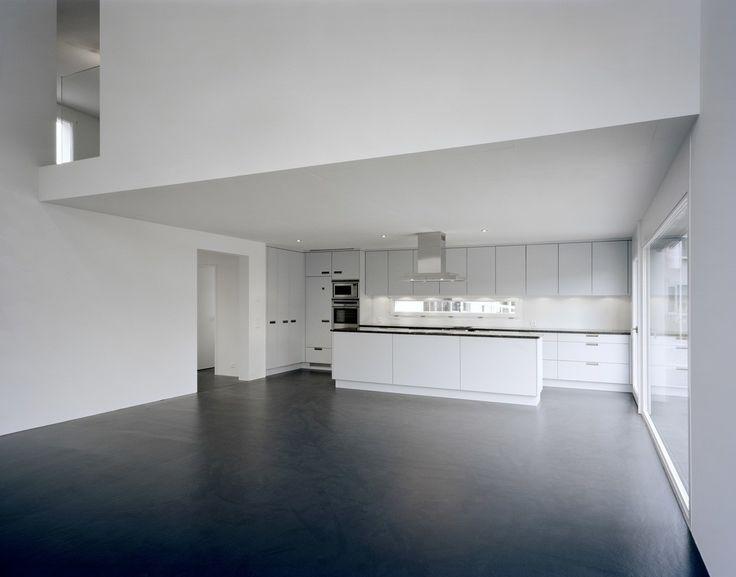 Haus Reusser, Windisch : Moderne Küchen Von Mischa Badertscher Architekten  Ag