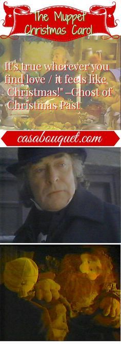 Michael Caine as Scrooge in a faithful adaptation of a beloved holiday ghost story. Lisa's Home Bijou: The Muppet Christmas Carol (1992)