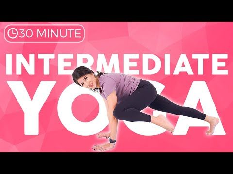 26 30 min power yoga for strength  arm balances side