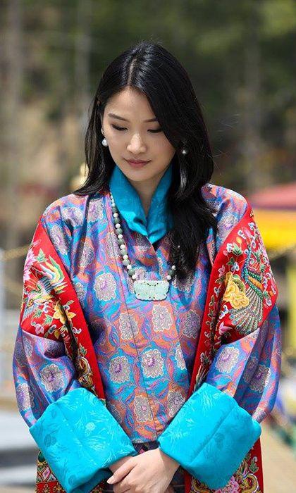 Queen Jetsun Pema of Bhutan <br>Photo: © Getty Images