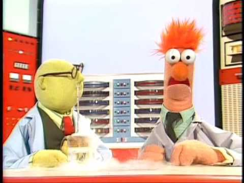The Muppet Show: Muppet Labs - Bunsonium | science | Pinterest