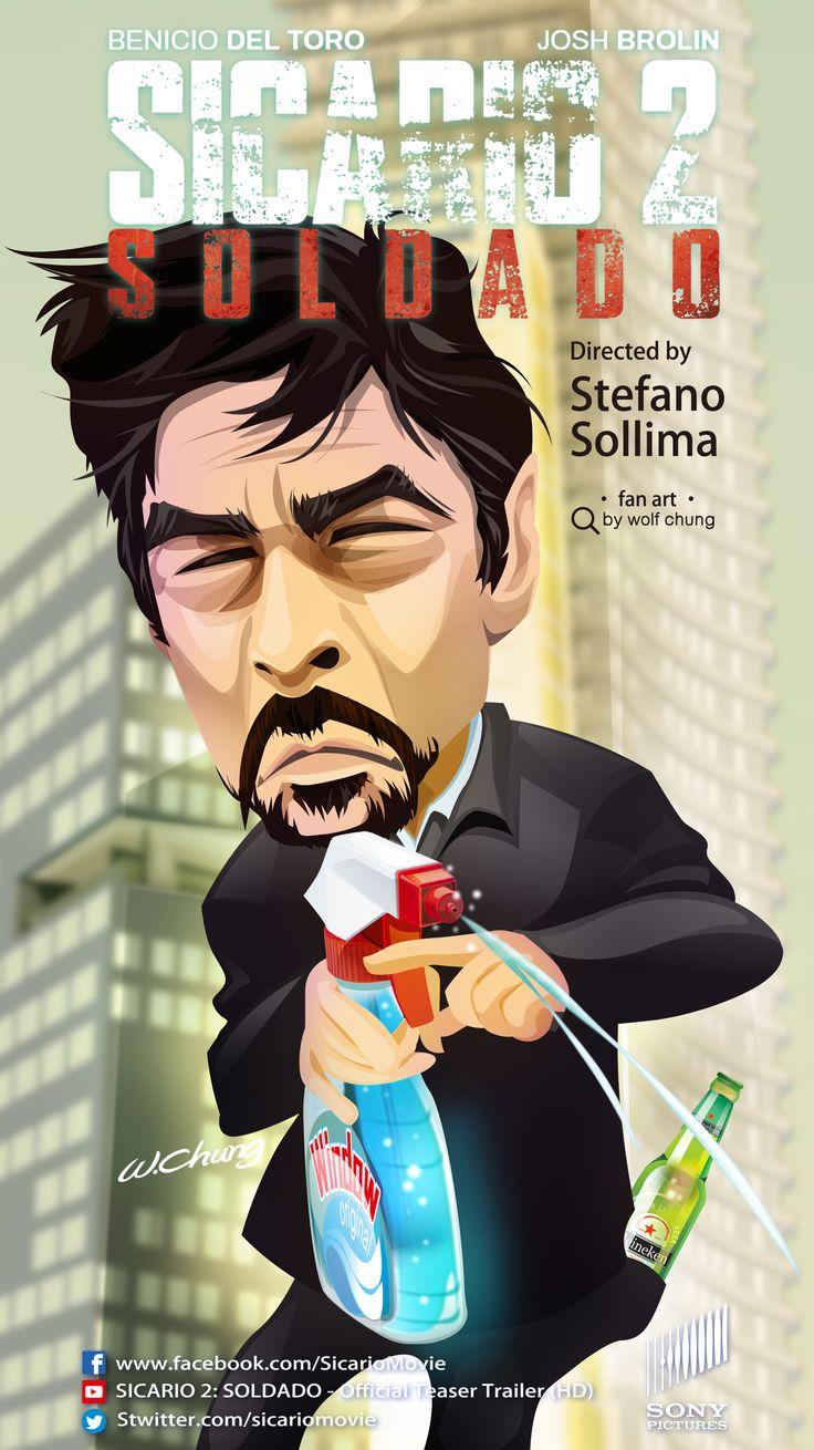 Sicario sicario 2 movie sicario2 soldado game benicio del - Sicario 2 wallpaper ...