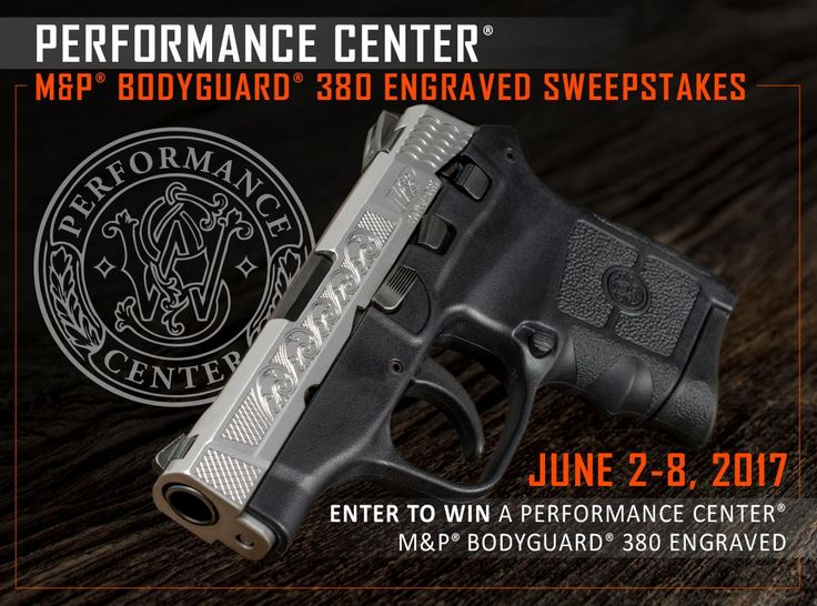 I entered the Performance Center® PORTED M&P®9 SHIELD™ Pistol Sweepstakes. Enter now: https://experiences.wyng.com/campaign/?experience=596627266caf496568a5ae37