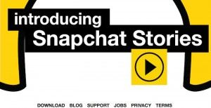 Snapchat Sign In Page