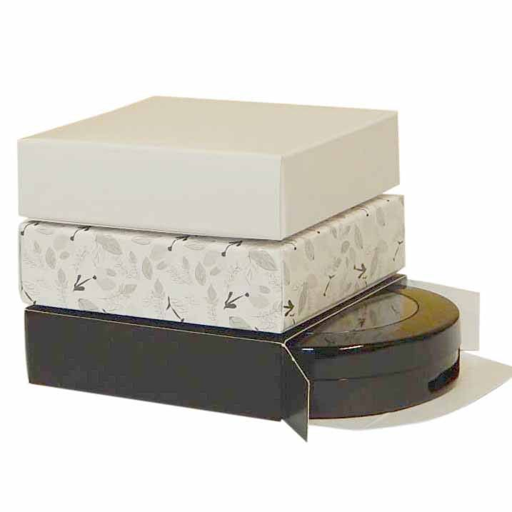 Cosmetic Box - 59mm Compact - Pack of 10