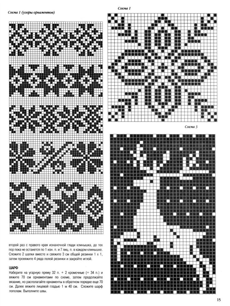 41 best knitting jacquard images on Pinterest | Knitting, Posts ...