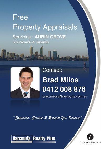 FREE Property Appraisals                     AUBIN GROVE  surrounding suburbs