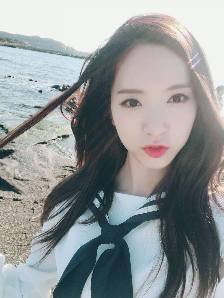 WJSN - Bona 보나 (Kim JiYeon 김지연) 'I Wish' era #교복 #우주소녀