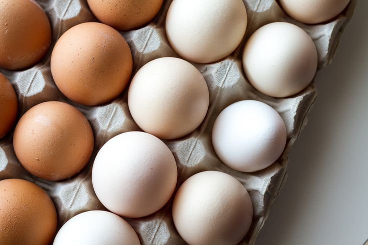 Useful and surprising egg facts and folklore from The Old Farmer's Almanac.